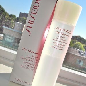 Shiseido Eye and Lip Makeup Remover